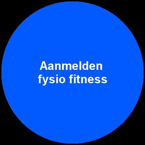 Aanmeldenfysiofitness