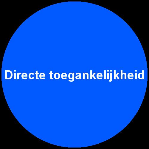 Directetoegankelijkheid