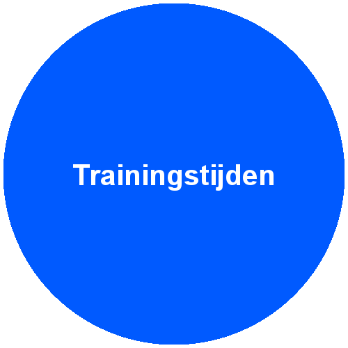 trainingstijden